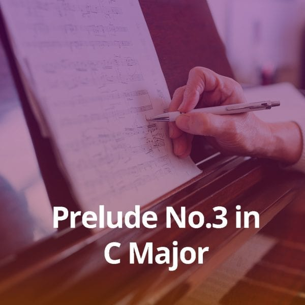 Prelude No.3 in C Major